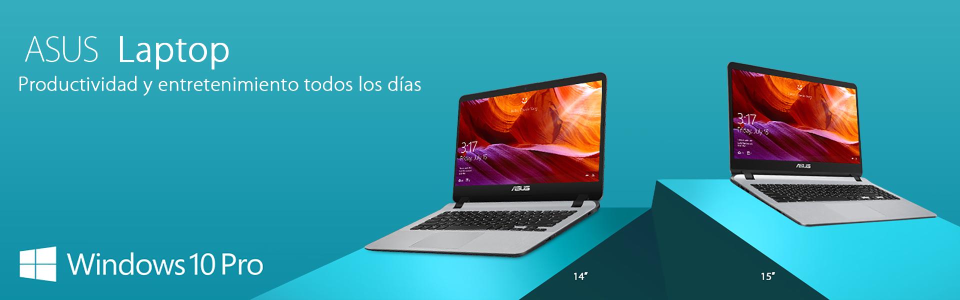Banner Asus laptop